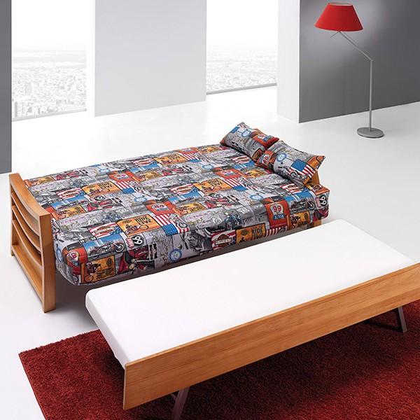 Sofá cama 034